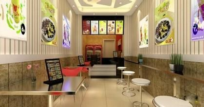 Boba Tea Shop Design Interior Architecture Design Tea Shop Bubble Tea Shop