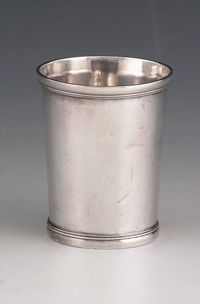 John Kitts Active 1836 1878 Mint Julep Cup Coin