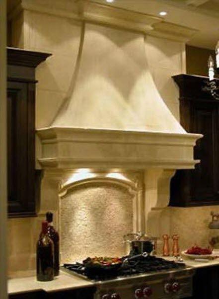 Hotte de chemin e murale de style ellecourt tartaruga - Peinture pour hotte de cheminee ...
