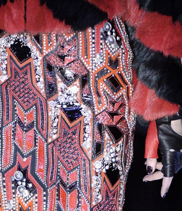 Alexander McQueen Fall/Winter 2009 - Detail
