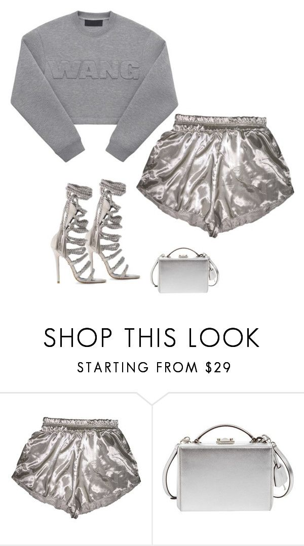 """Untitled #346"" by daraadeyanju ❤ liked on Polyvore featuring Monika Chiang and Mark Cross"