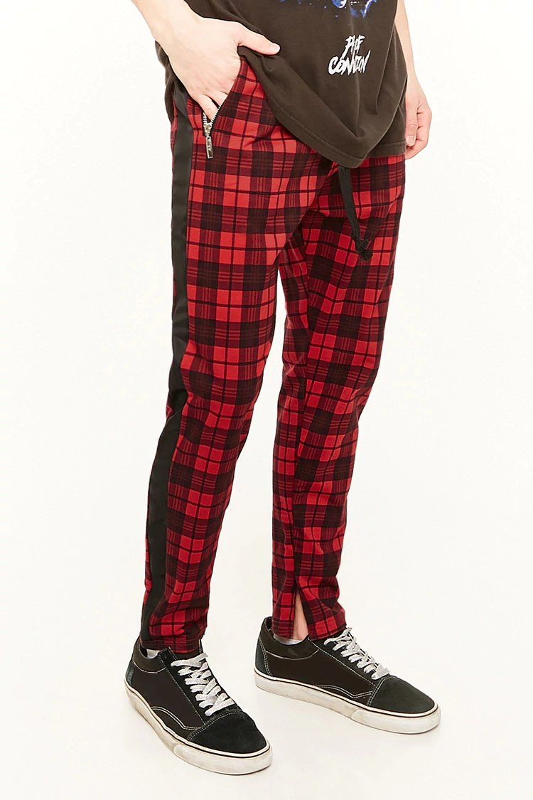 93d397694a9ce3 Product Name:American Stitch Plaid Track Pants, Category:CLEARANCE_ZERO,  Price:38