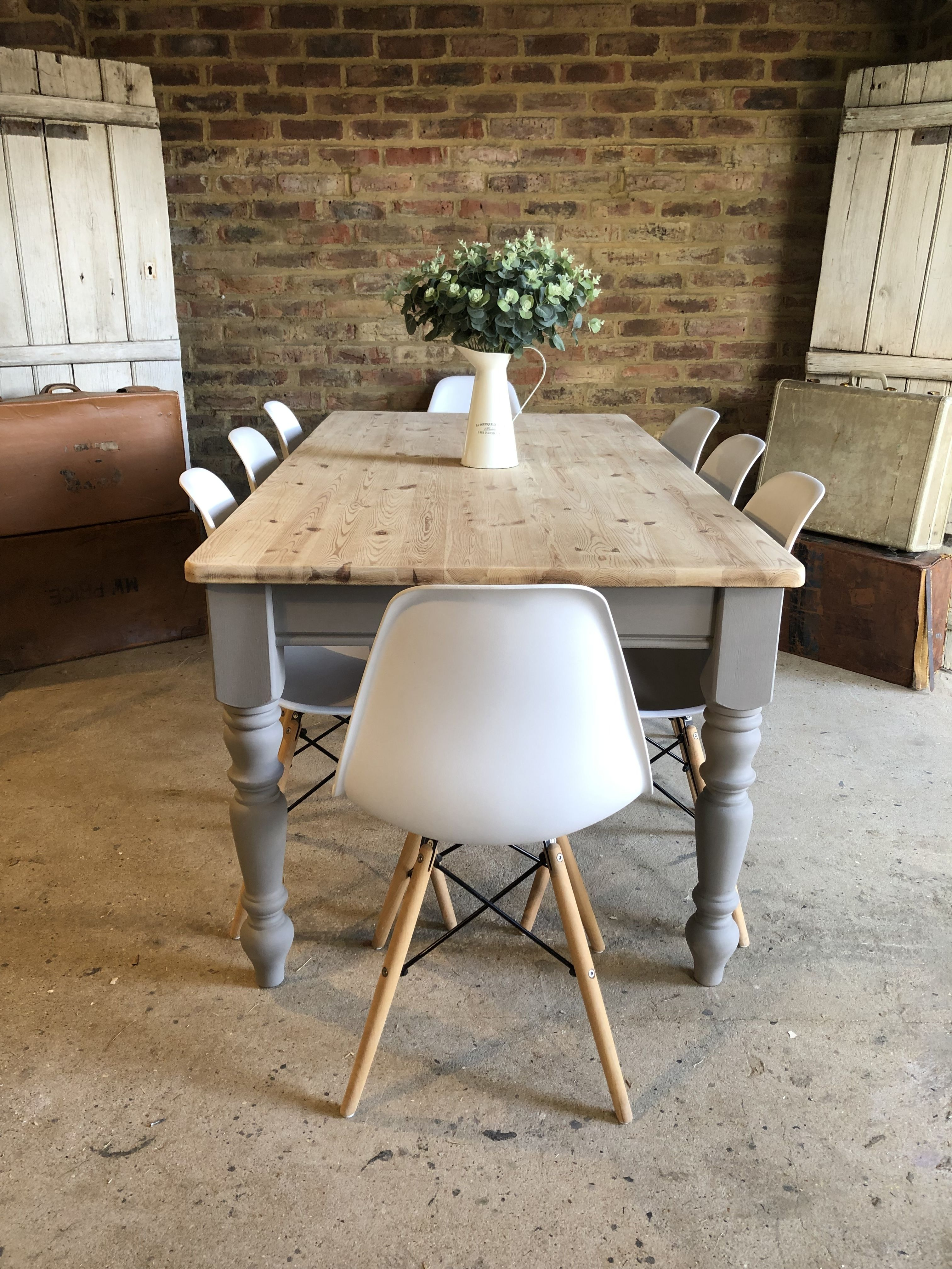 Pin On Farmhouse Table Project