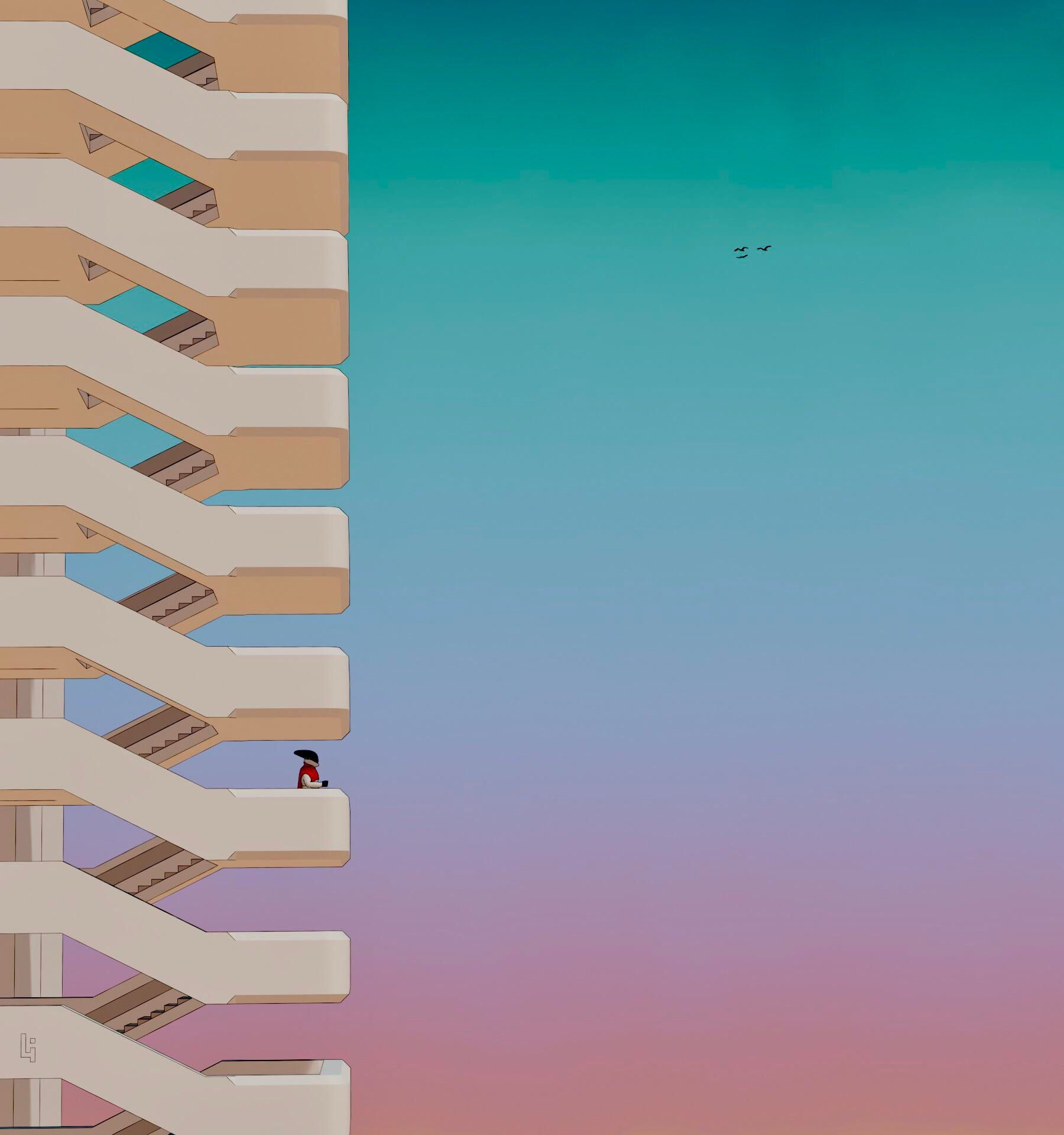 Pin by Dan Seemann on Drawing - Vaporwave (With images ...