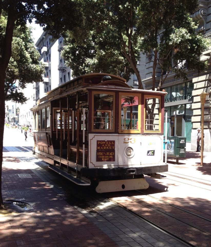 Trolleys & Streetcars
