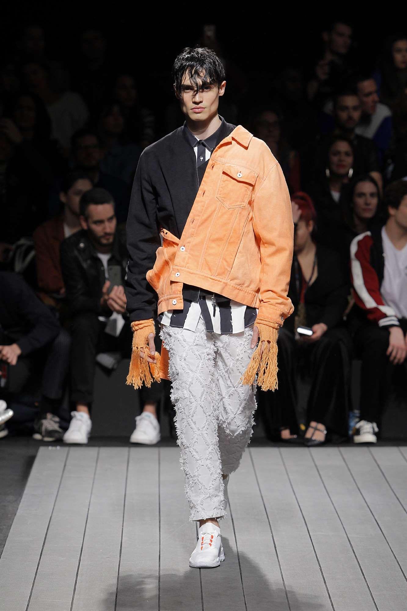 Ricardo Andrez FallWinter 201920 Moda Lisboa Male