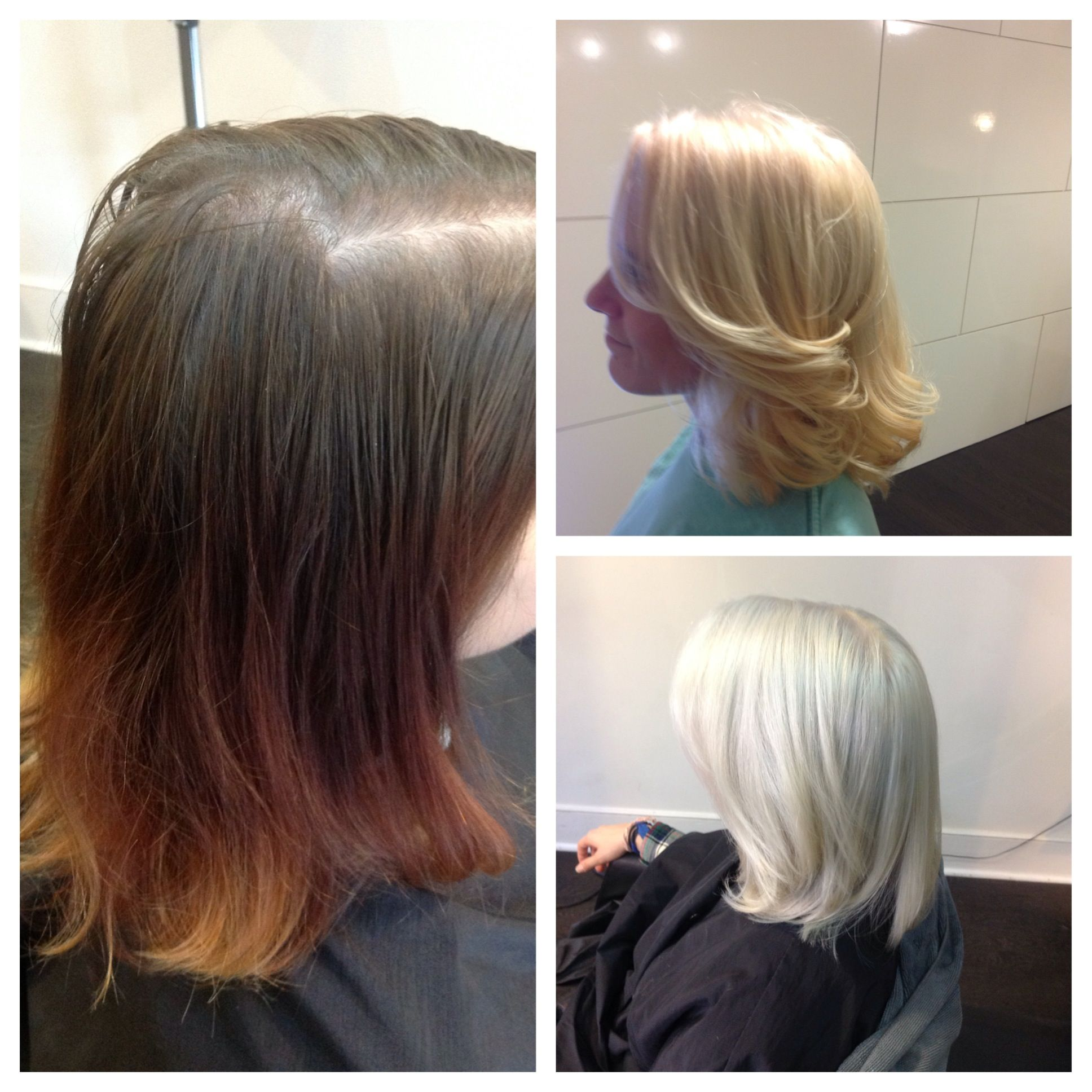 Kaaral Baco color achieved in 2 sessions