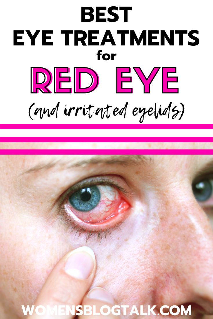 Best Eye Treatments for Blepharitis and Ocular Rosacea