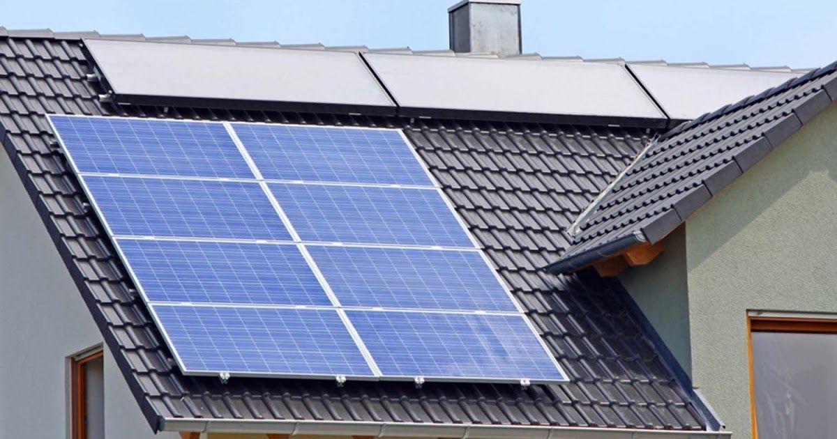 Calcular Paneles Y Baterias Para Instalar Energia Solar En Casa Energia Solar Autosustentable Paneles Solares