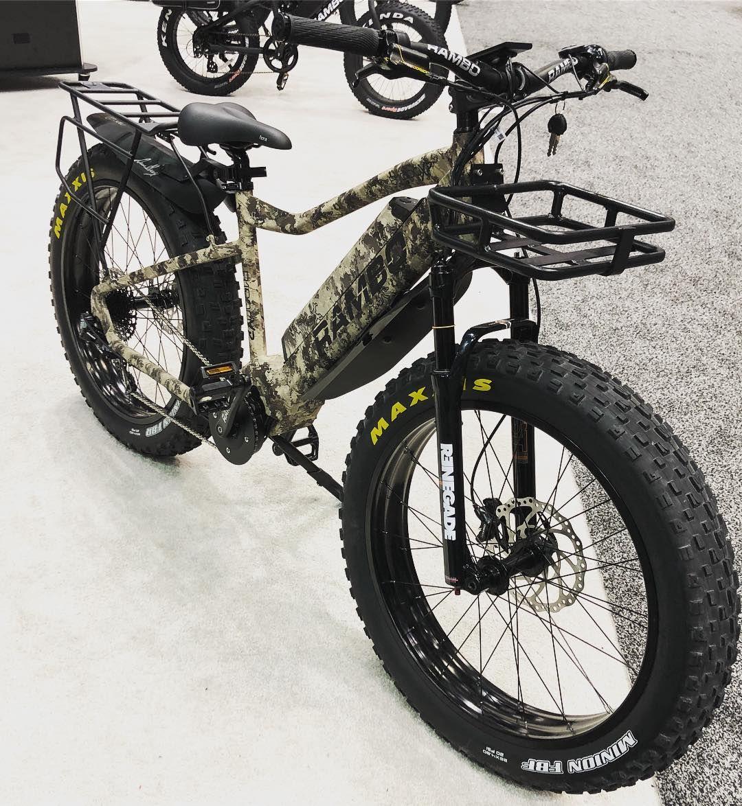 Rambo Electric Mountain Bikes Arrive April 2018 Evnerds Best