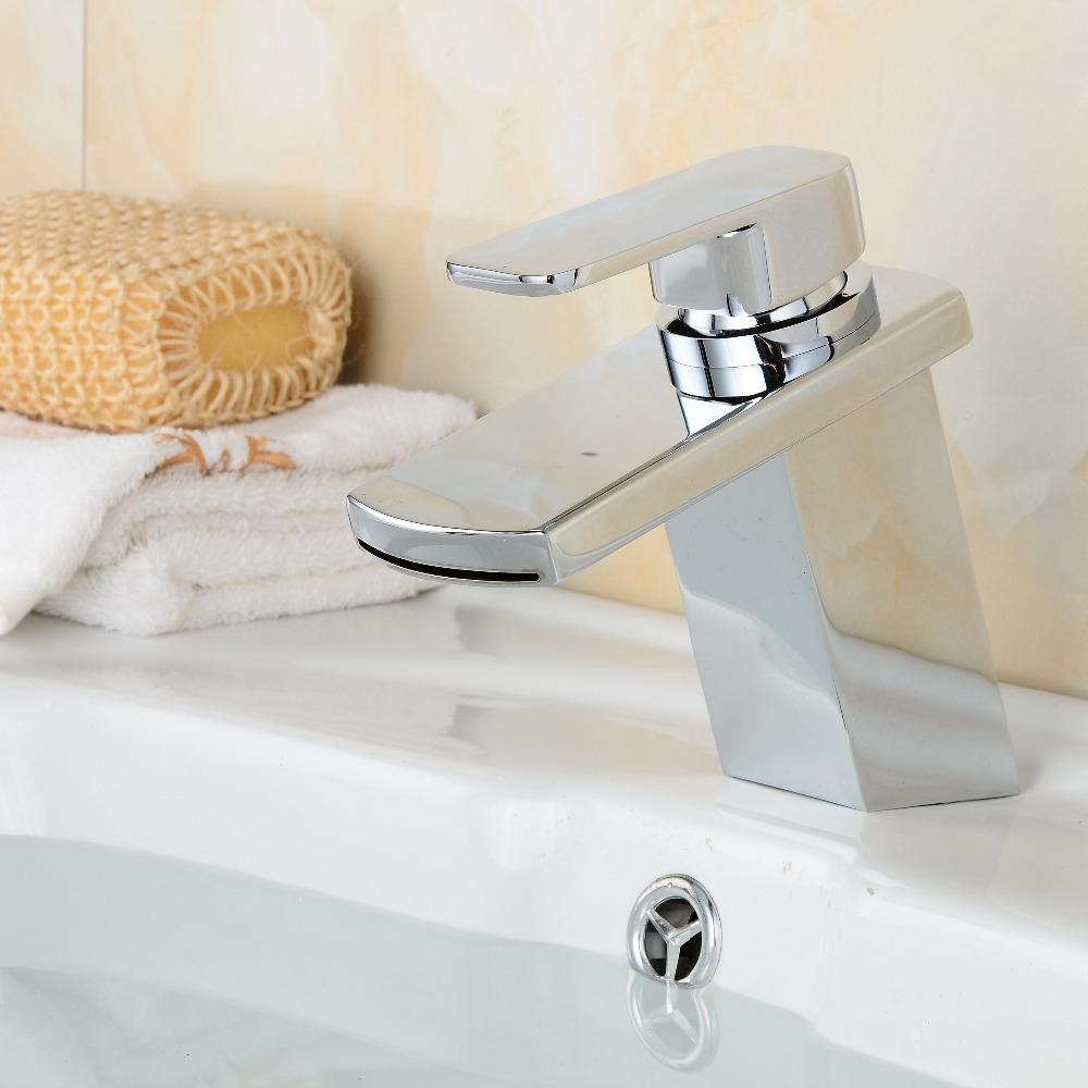 69.00$ Watch here - Soild brass chrome finish bathroom faucet deck ...
