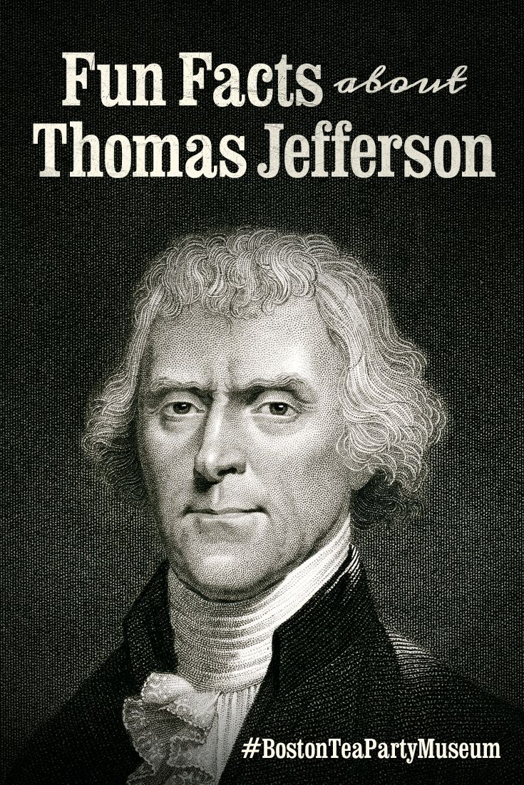 Do You Know Which 3 Accomplishments Thomas Jefferson Considered To Be His Greatest Read On To Find Out Bos Thomas Jefferson Facts Thomas Jefferson Jefferson