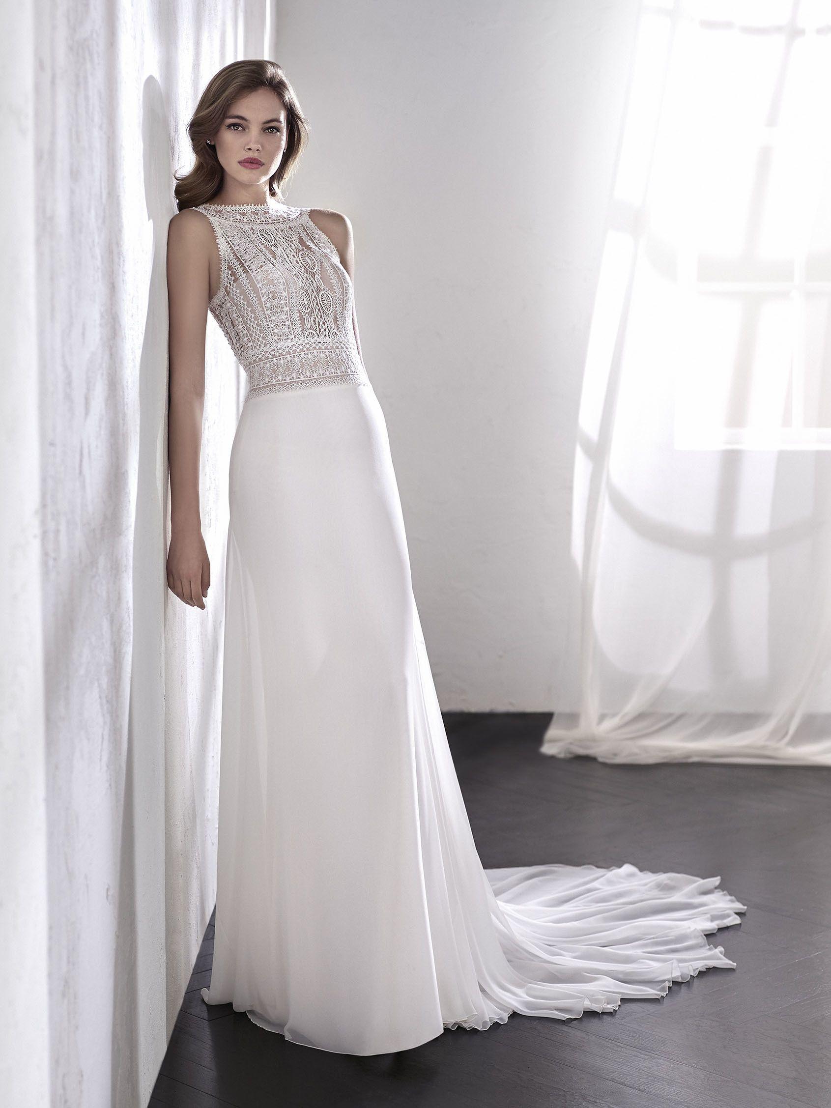 LEA // Studio St. Patrick #weddingdress #sanpatrick | Bridal Style ...
