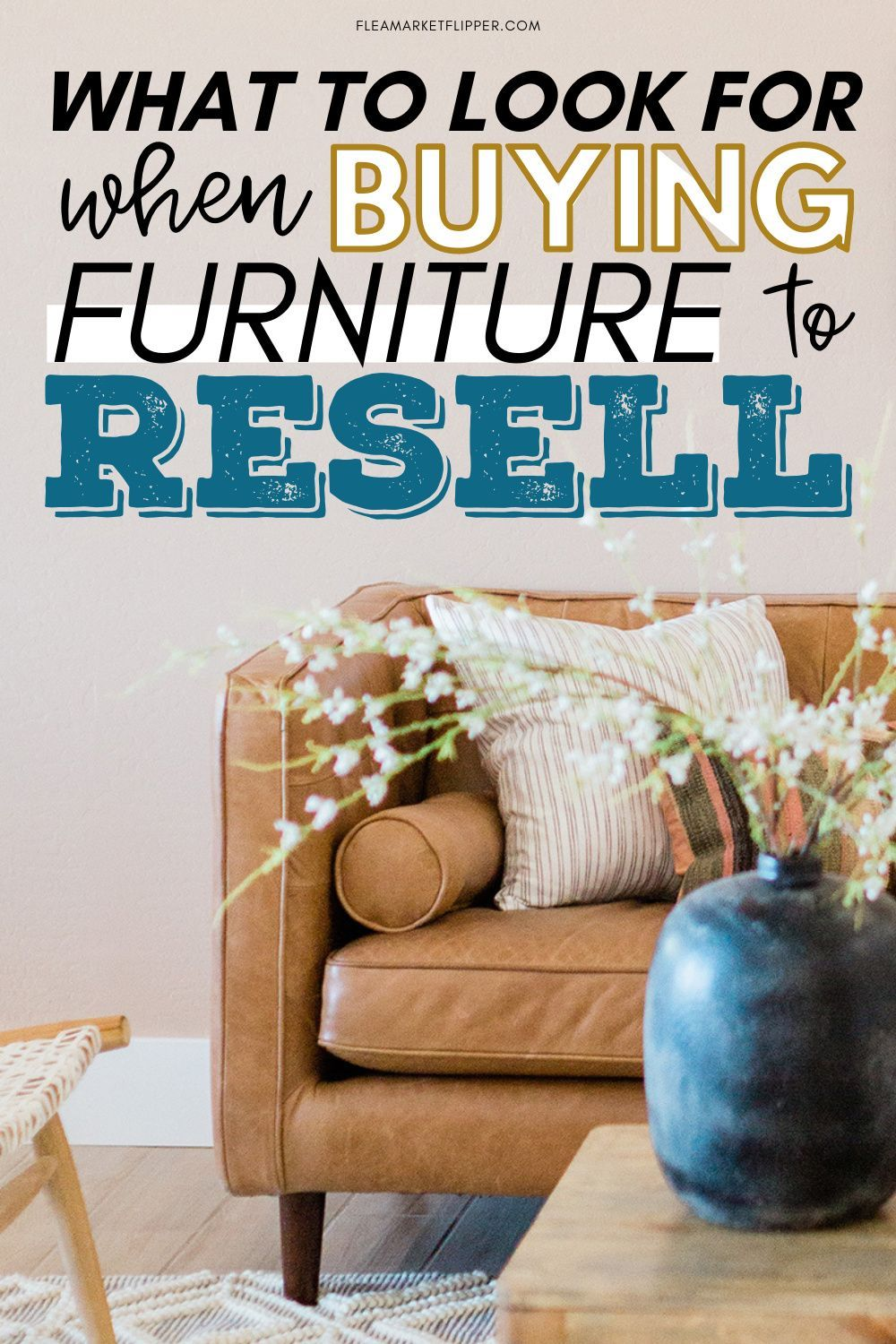 How To Sell Used Furniture Online To Make The Most Profit In 2021 Sell Used Furniture Flipping Furniture Things To Sell