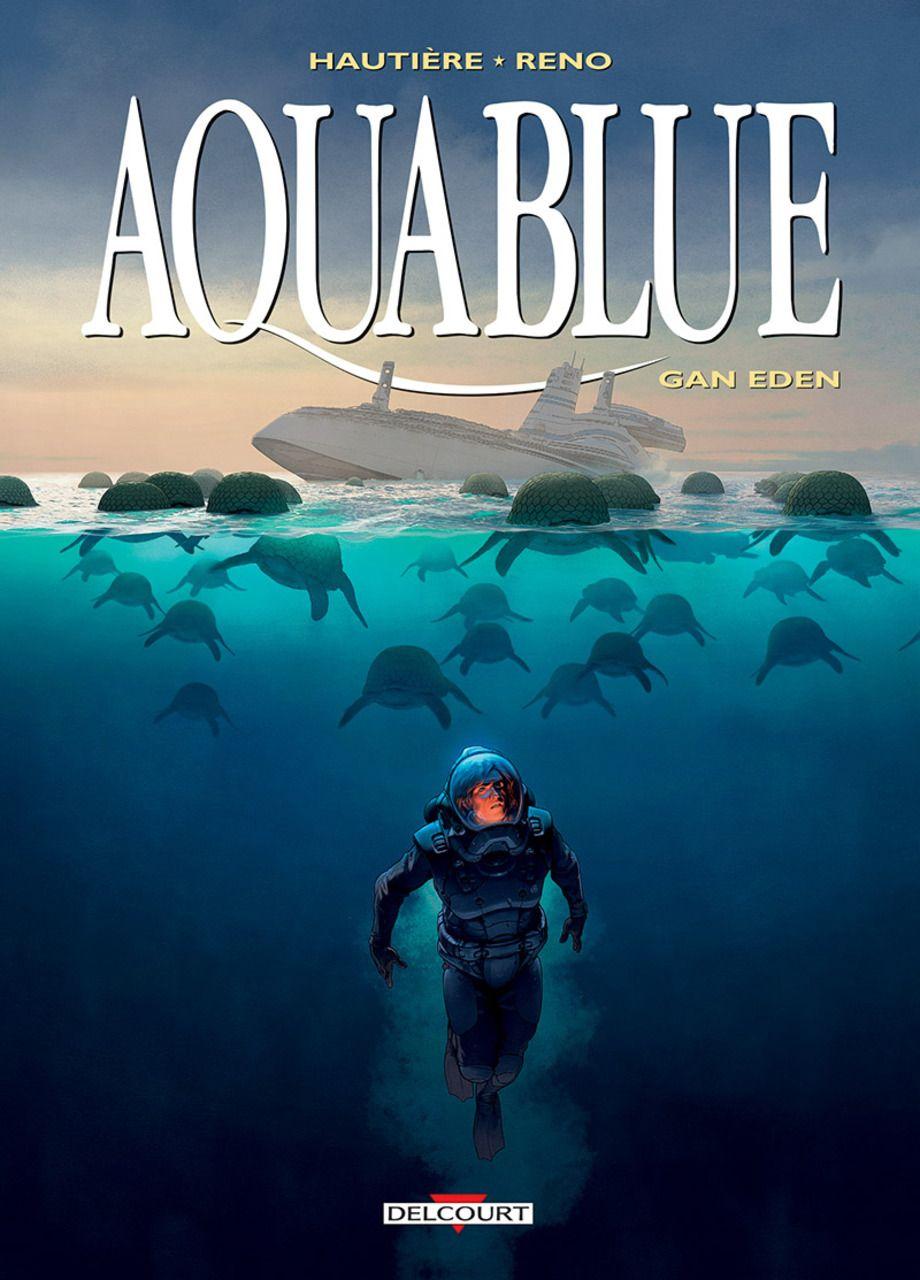 Aquablue #15 - Gan Eden (Issue)