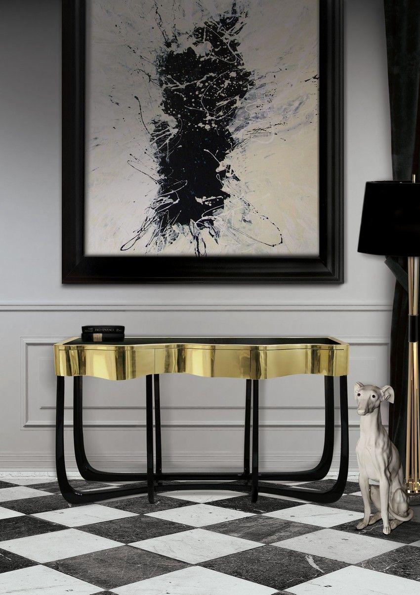 erstaunliche kommode für modern eingangshalle stil | consoles, Wohnzimmer dekoo