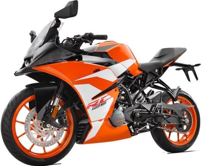 Ktm Rc 125 Price Specs Mileage Per Liter Top Speed Review