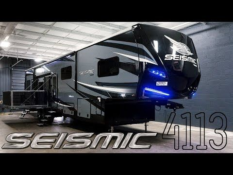 2018 Keystone Raptor 425TS Toy Hauler RV For Sale TerryTown