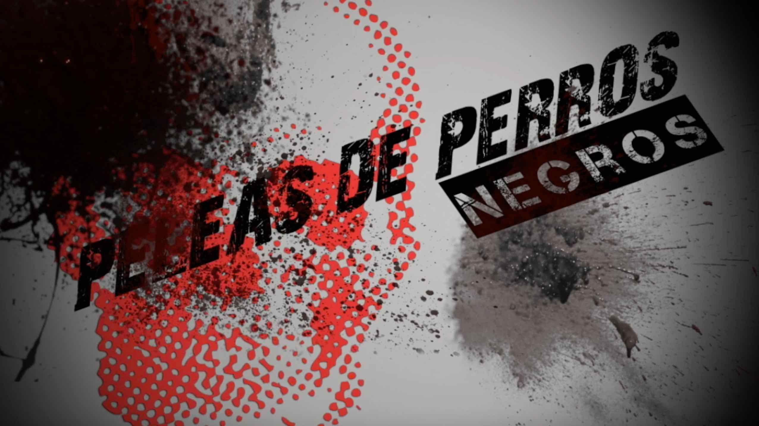 PERRO NEGRO PRESENTA: #DIASDEPERROS / PELEAS DE PERROS NEGROS