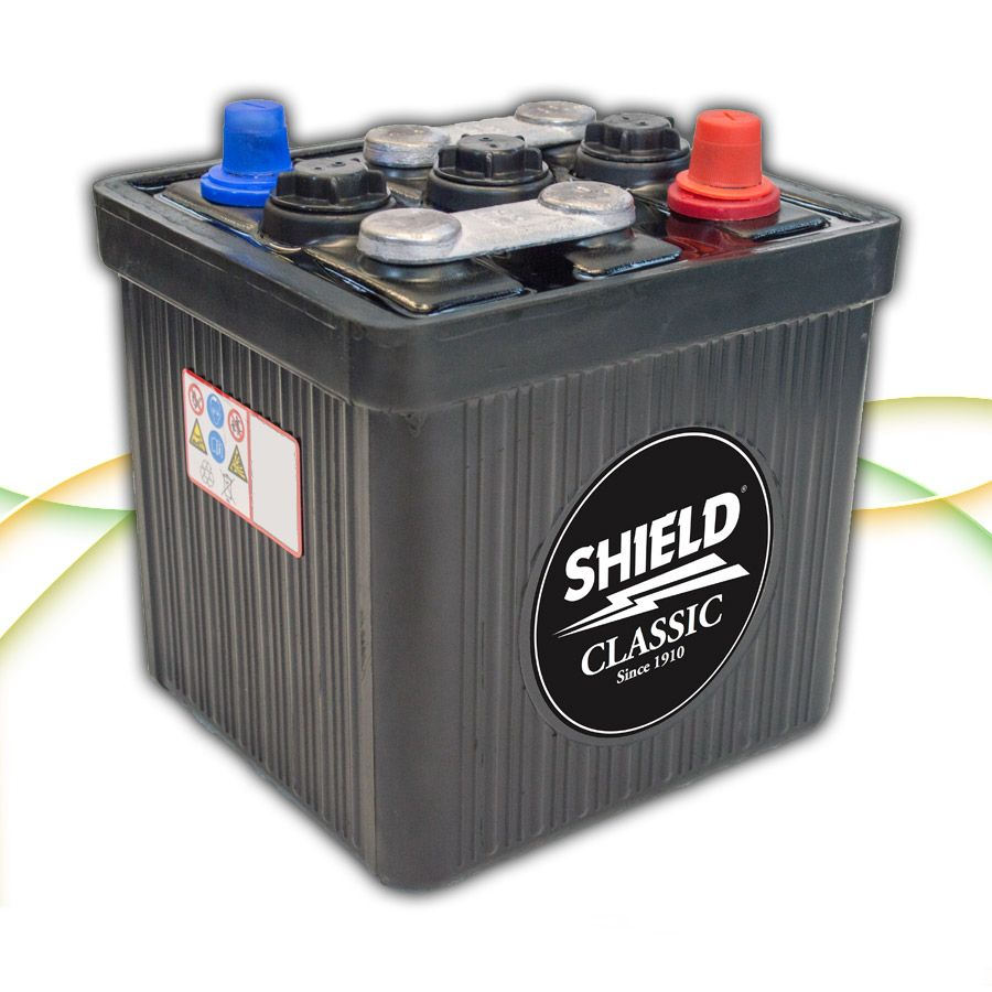 Type 401 6v Classic & Vintage Car Battery www