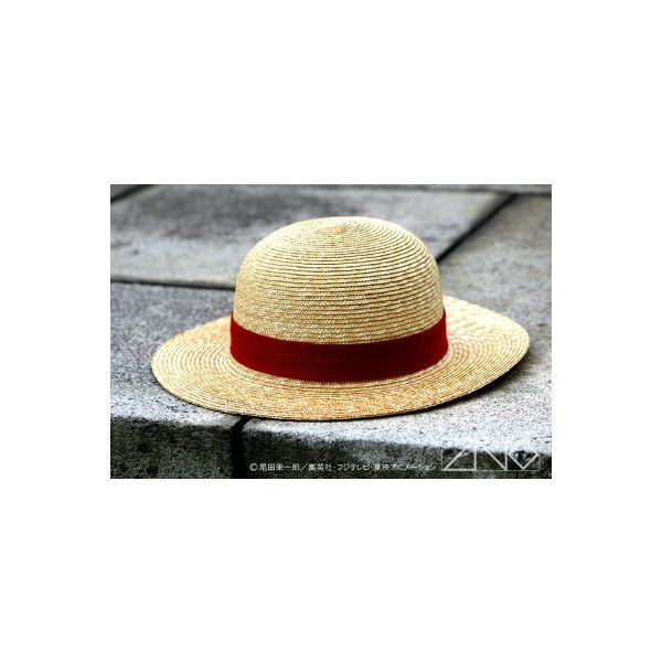 Monkey D Luffy S Straw Hat From One Piece On Sale Straw Hat Luffy Hats