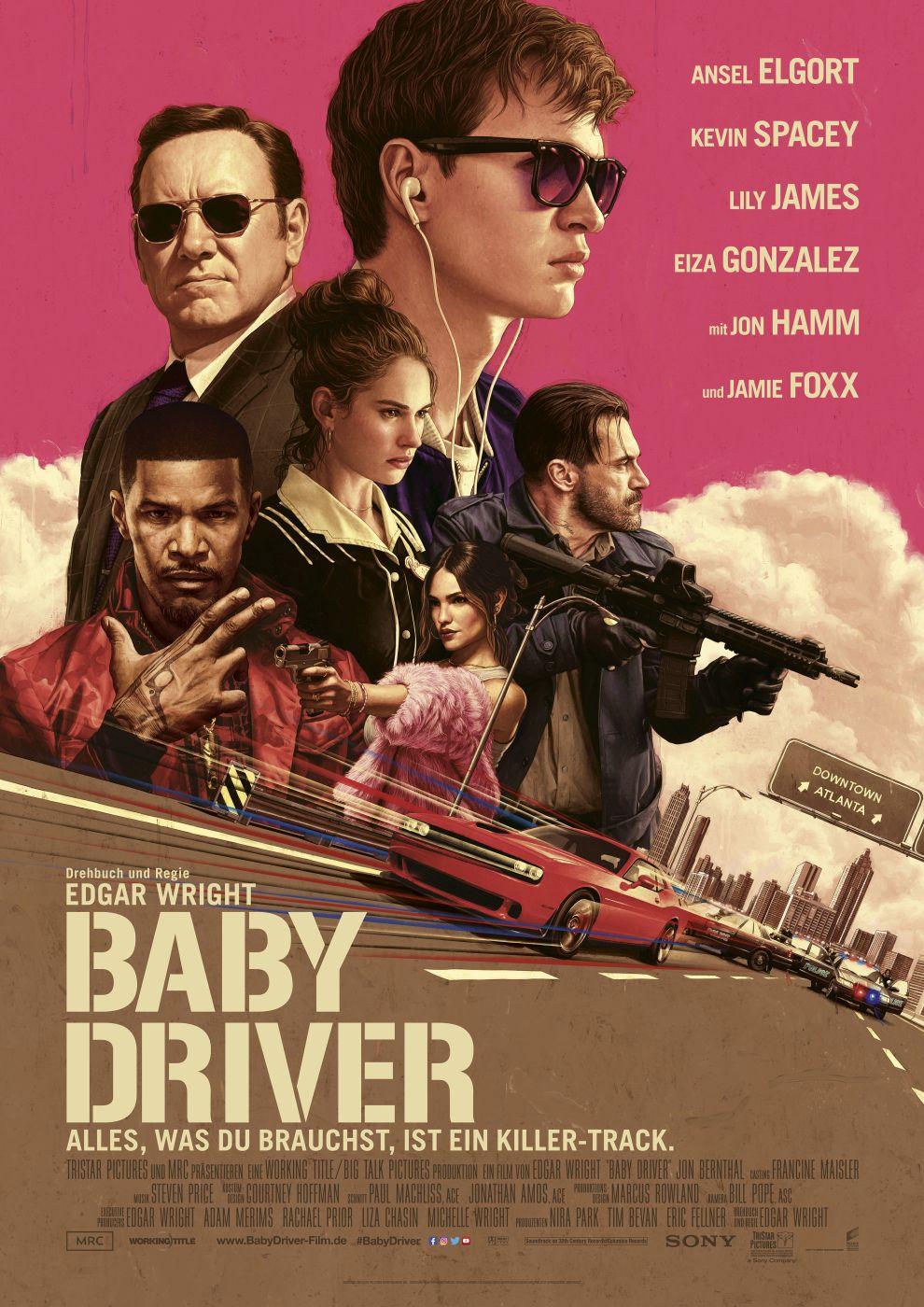 Baby Driver Kinostart Deutschland