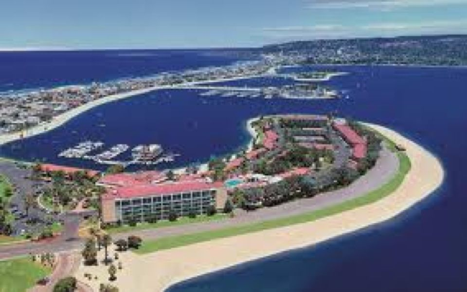 Bahia Resort Hotel San Go In Ca Mission Beachhotel
