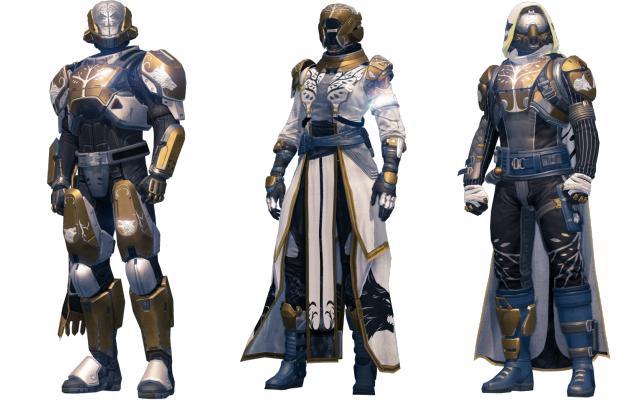 Destiny Iron Banner Titan Warlock Hunter Destiny Bungie Destiny Character Design