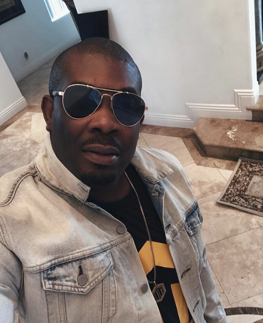 If someone is able take your manthat is not your man-Donjazzy