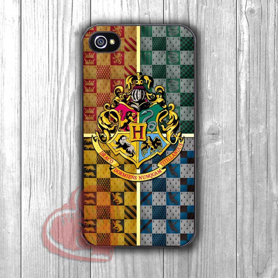 harry potter hogwarts four houses as one ndh for iphone 6s case iphone 5s case iphone 6 case. Black Bedroom Furniture Sets. Home Design Ideas