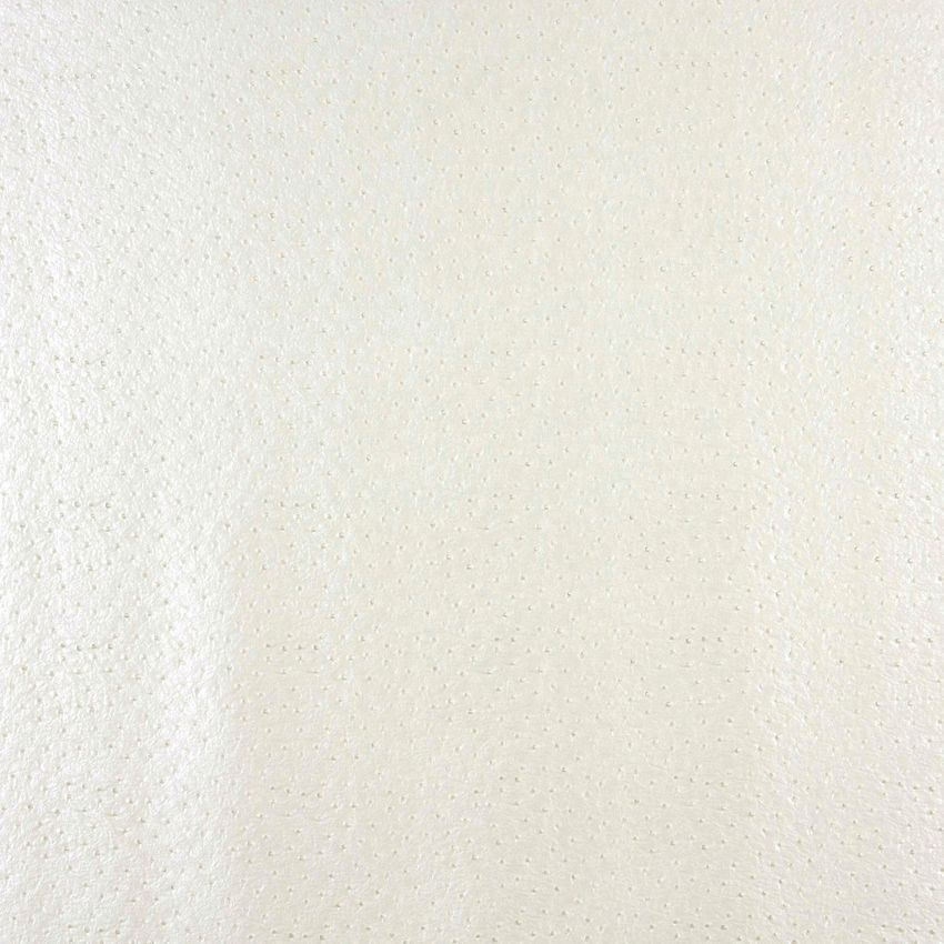Off White Pearl Ostrich Leather Texture Vinyl Upholstery Fabric Upholstery Fabric Outdoor Fabric Wall Coverings