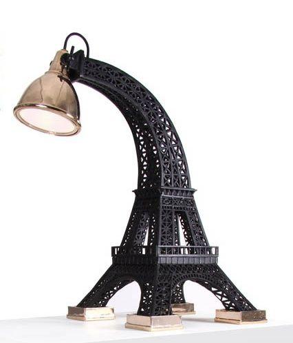 Jolie La Lampe Moderne Eiffel Tower Lamp Unusual Lamps Unique Furniture Design