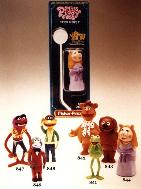 Muppet toys | WAY~BACK MACHINE | The muppet show, Puppets