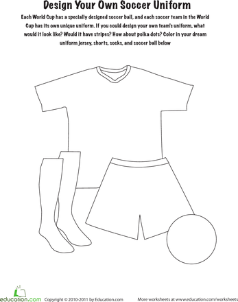 On this worksheet, your child will get the chance to be