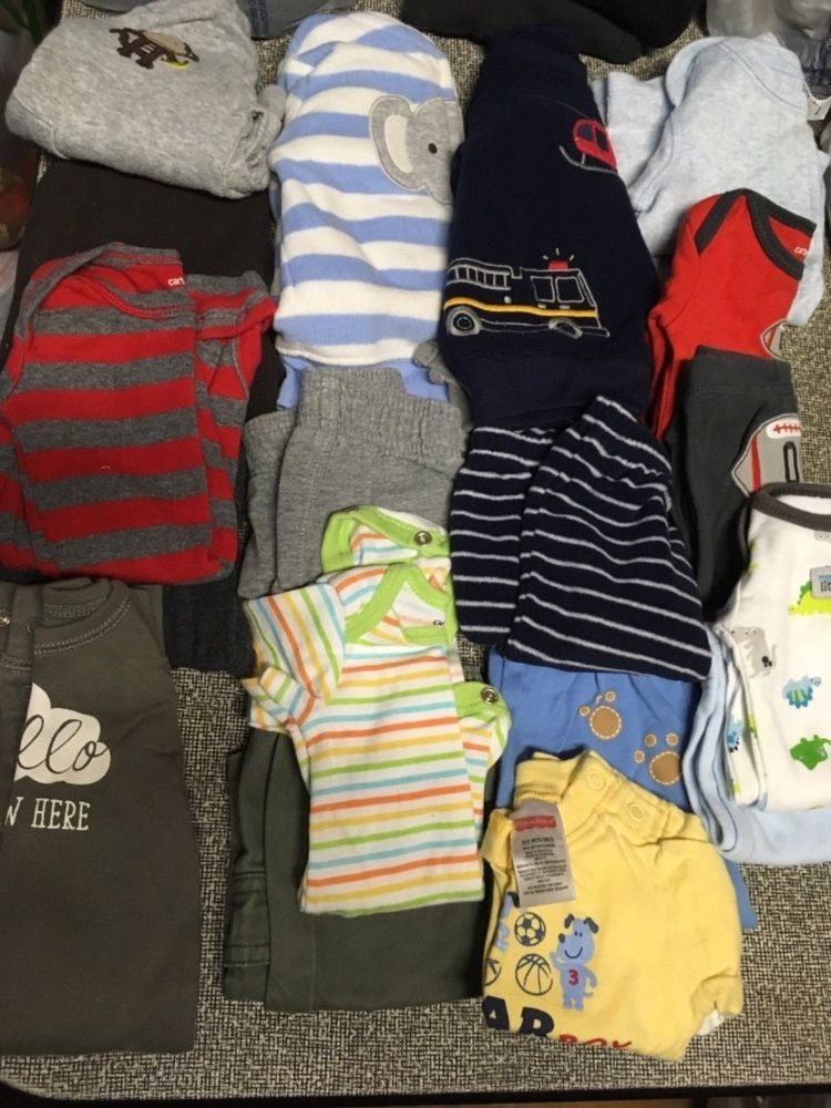fb38afa26f94 Baby Boys Newborn0-3 3 Months Fall Winter Clothing 10 Outfits clothes Lot   fashion  clothing  shoes  accessories  babytoddlerclothing   boysclothingnewborn5t ...