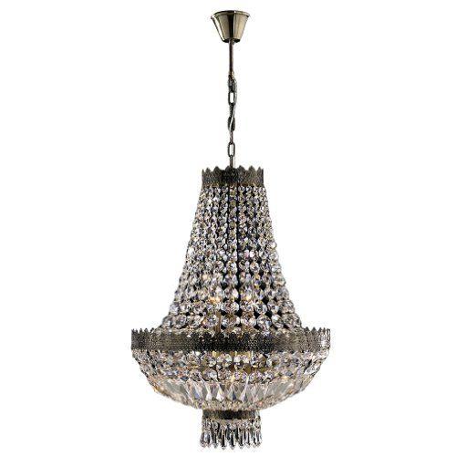 Worldwide Lighting Metropolitan Collection 6 Light Antiqu Https Www Amazon Com Dp B00bbm Hanging Ceiling Light Fixtures Empire Chandelier Glass Chandelier