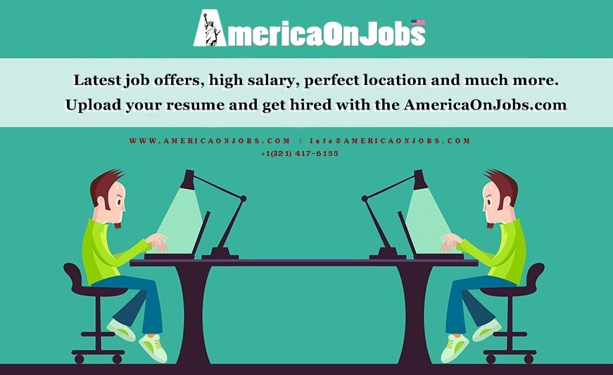 Americaonjobs is one the leading job search engine in USA which