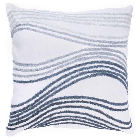 Ocean Waves Pillow