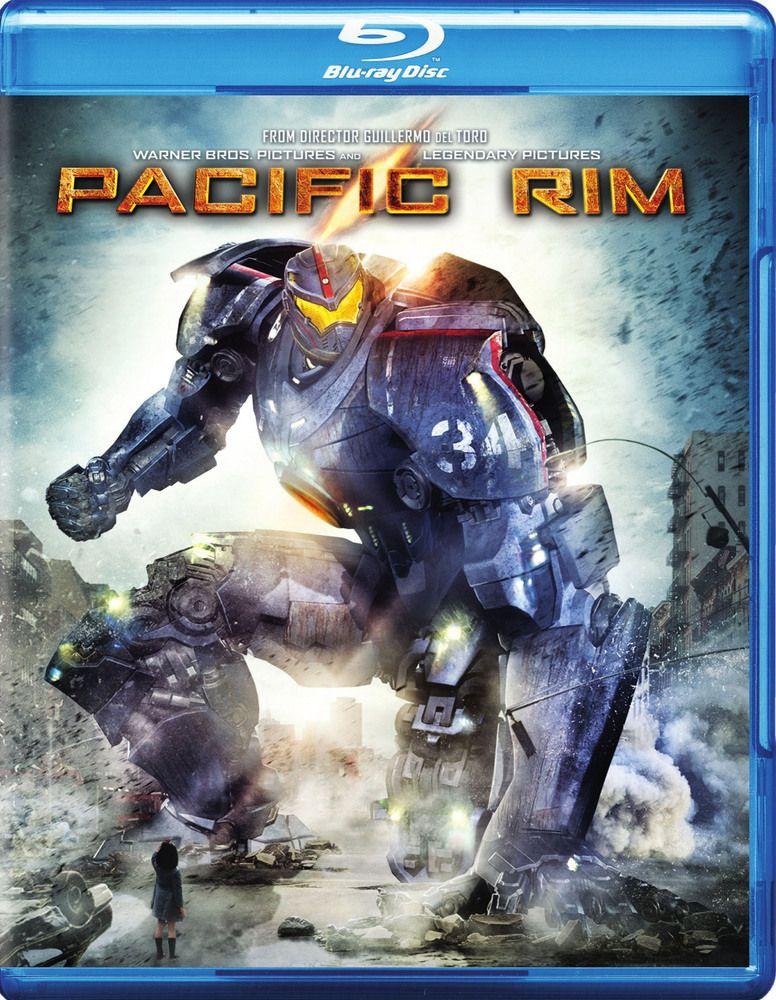 Pacific Rim Blu Ray 2013 Circulo De Fogo Jung Arte Hq