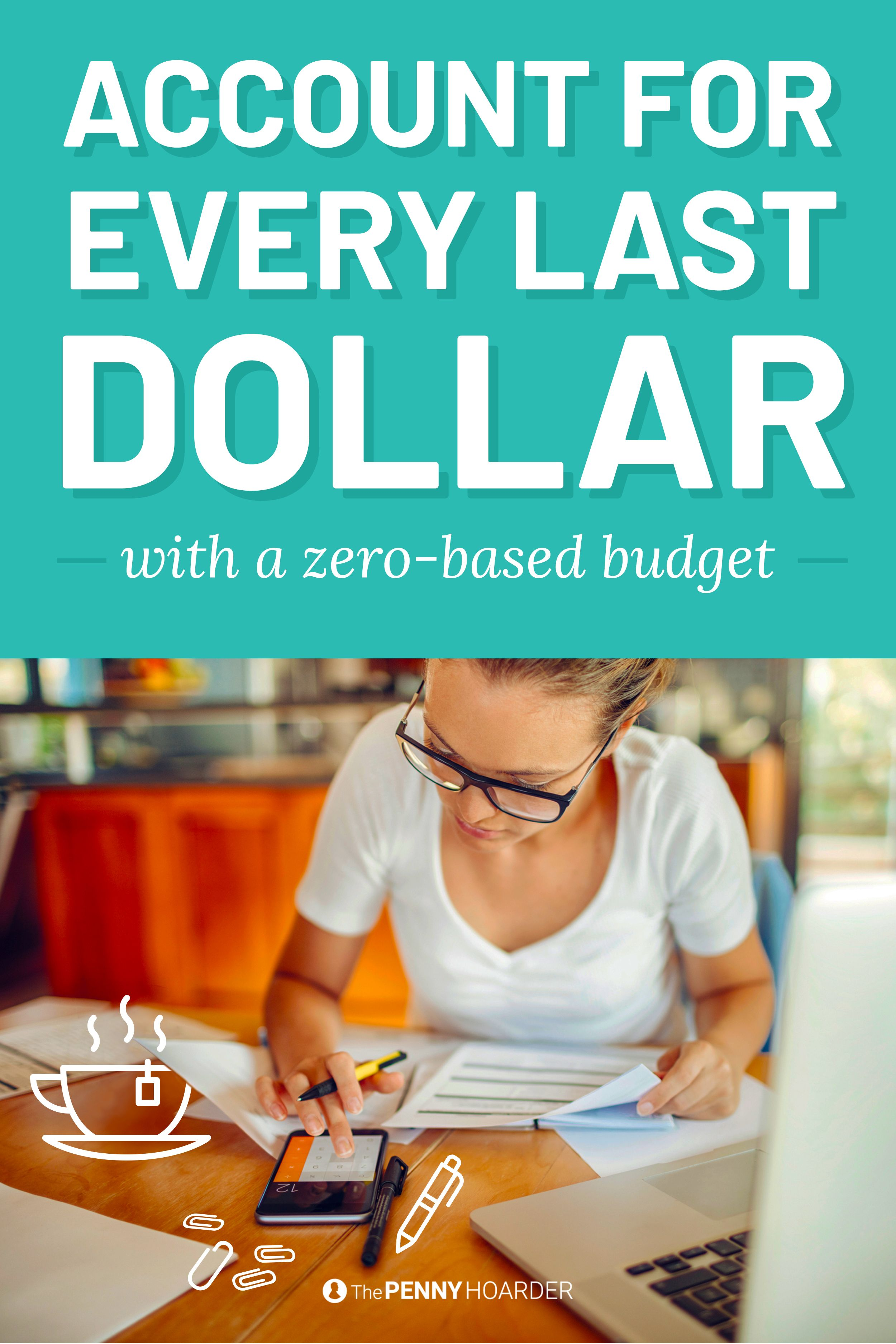 Zero Based Budgeting When Spending Your Whole Paycheck Is