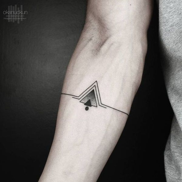 71 Of The Most Sacred And Eye Catching Geometric Tattoo Designs Oh