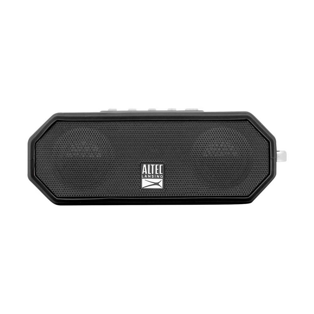 Jacket H20 4 Black Speaker In 2019 Products Altec Lansing