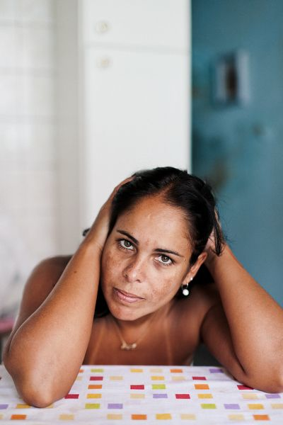 Time Naked women of south america think