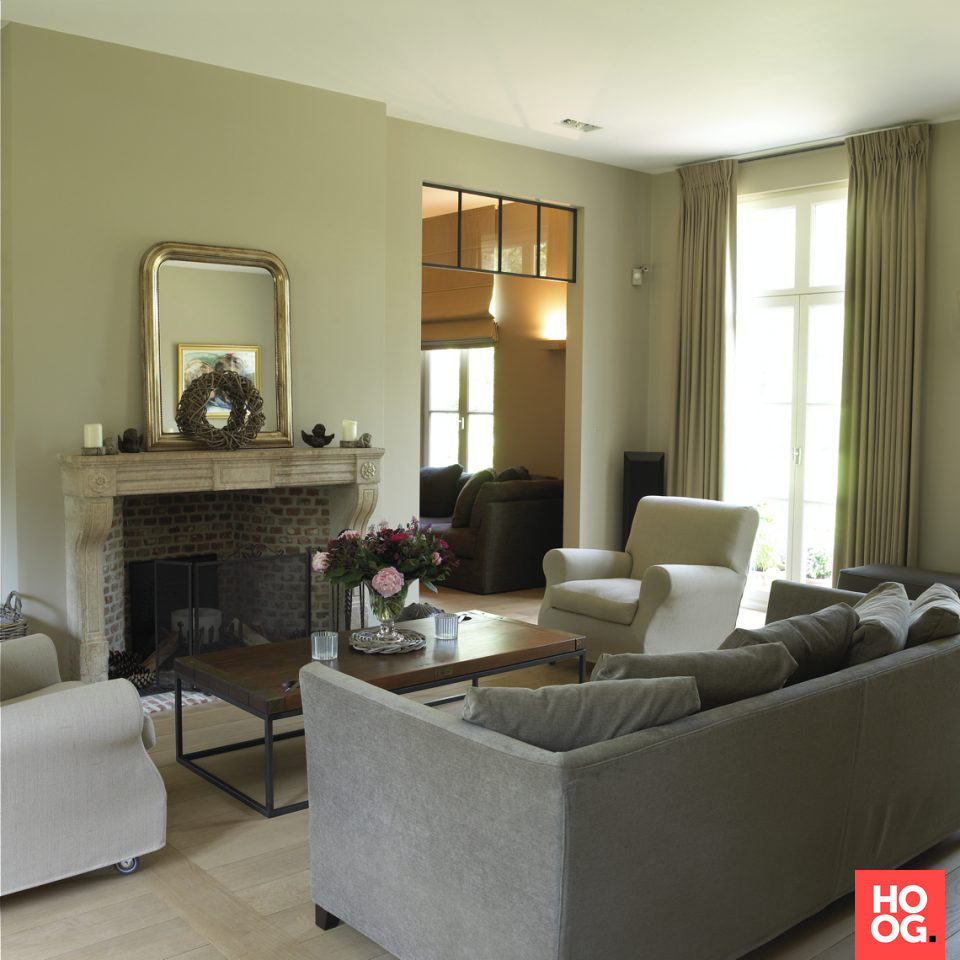 Interieur landelijk wonen interieur ideeen woonkamer for Interieur woonkamer