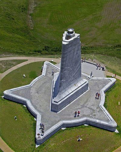 Wright Brothers Memorial, Kill Devil Hills , NC. - not Kitty Hawk....