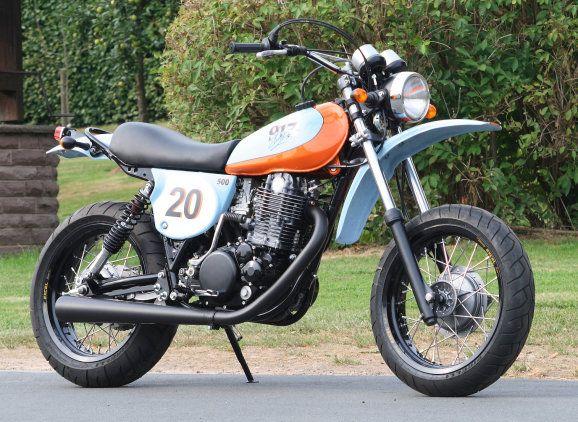Motorrad-Mueller-Steve-McQueen-Yamaha-XT-500