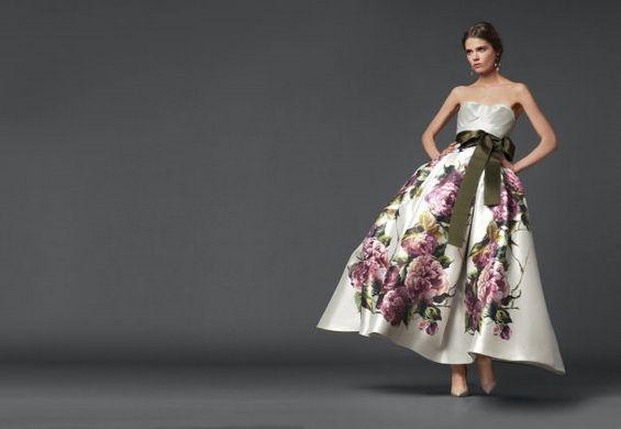 """Најубавите фустани од најновата колекција на """"Dolce&Gabbana"""""""