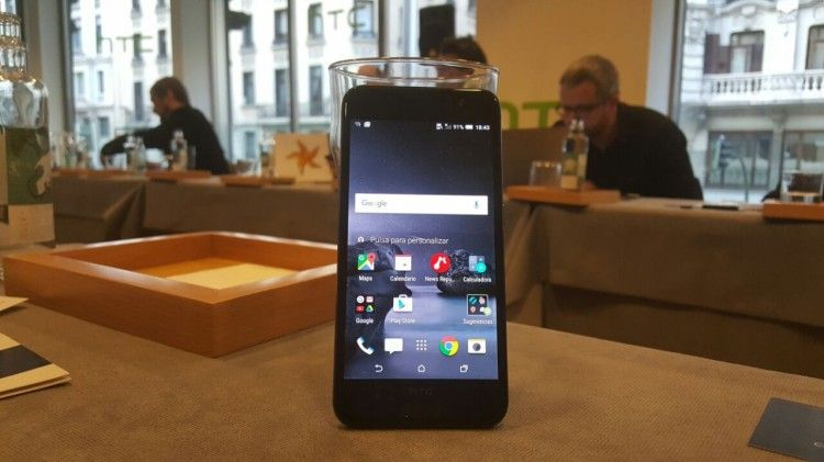 Conoce sobre El HTC One A9 llega a España el 1 de diciembre con un precio de 699 euros