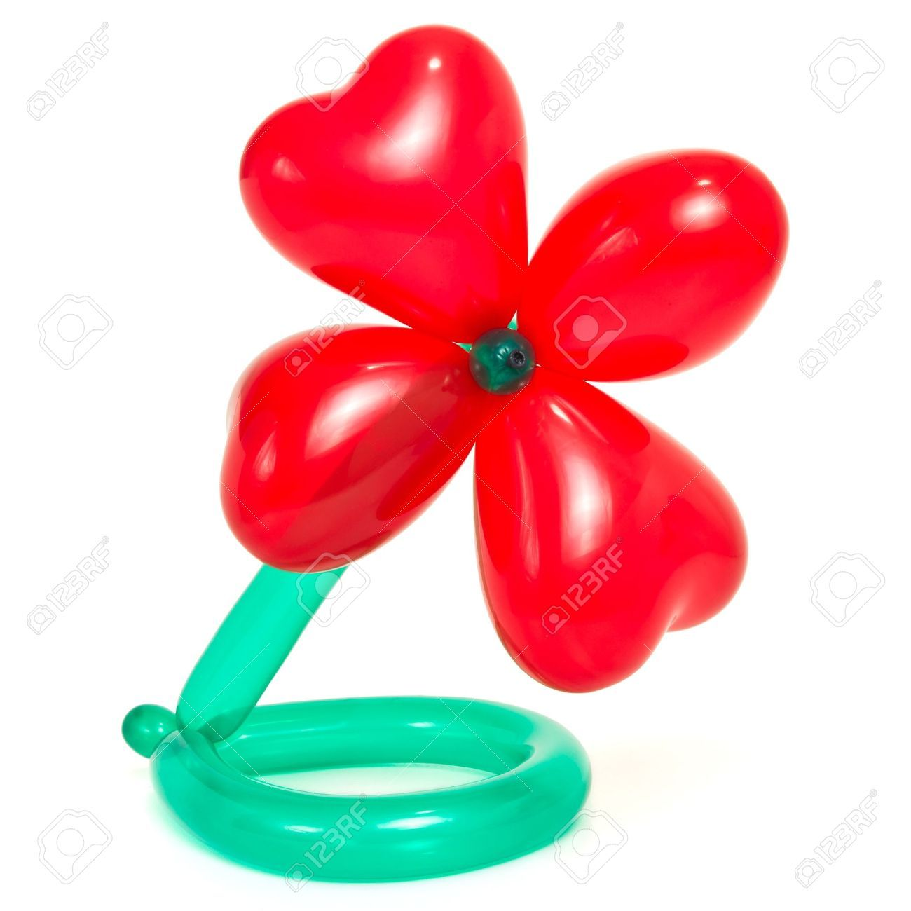 Ed's balloons | The flower is important as it will reflect upon Tim's growth as a clown. Thus, it will be featured also as a symbol.