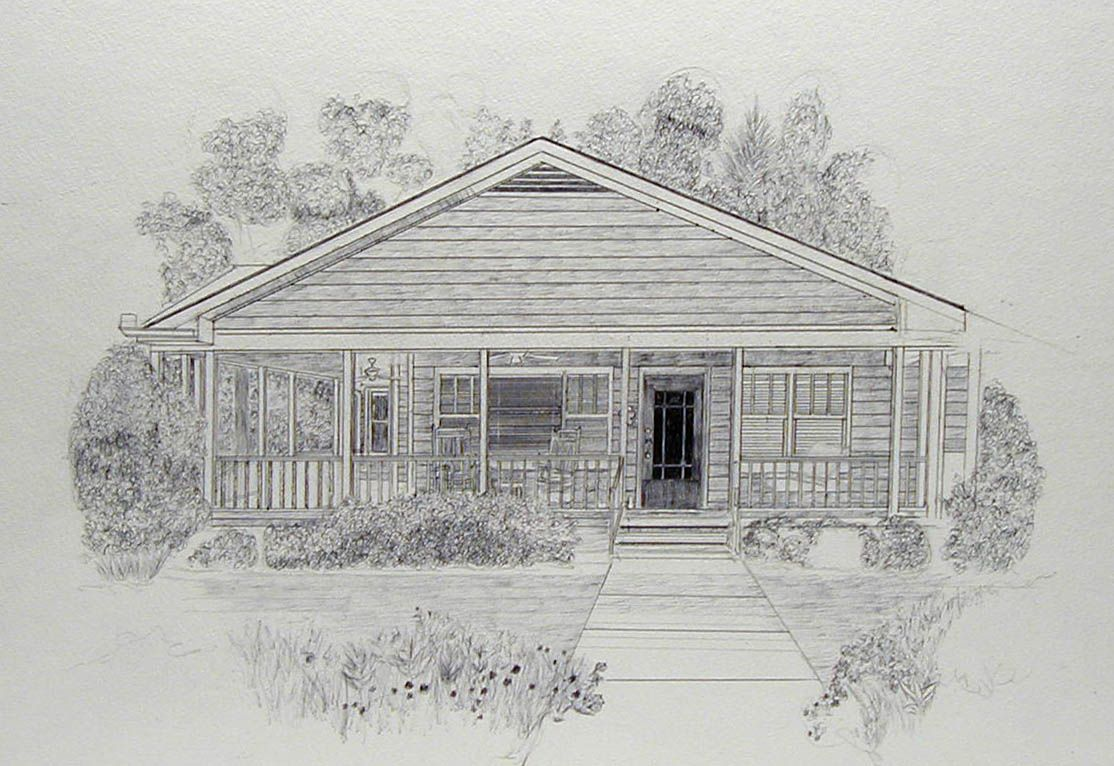 a 16 x 20 house portrait in pen ink only 195 00 from your photos rh pinterest com 16 x 10 helios summerhouse 16 x 10 helios summerhouse